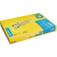 Бумага цветная для печати IQ Color желта интенсив IG50 (А3, 80 г/кв.м, 500 листов)