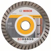 Диск алмазный Bosch Standard for Universal Turbo 125x22.23 мм 2608602394