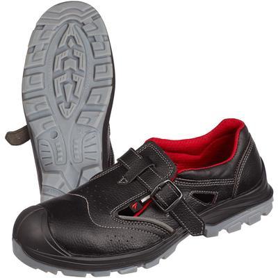 Полуботинки с перфорацией (сандалии) Lider с металлическим подноском размер 42