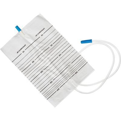 Мочеприемник Vogt Medical прикроватный одноразовый 2000 мл (10 штук в упаковке)