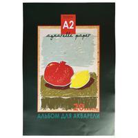 Альбом для акварели Kroyter Натюрморт А2 20 листов