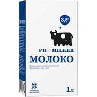 Молоко Promilker ультрапастеризованное 3.2% 1 л