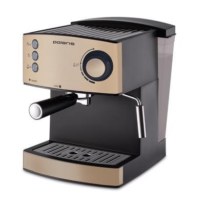 Кофеварка рожковая Polaris PCM 1527E Adore Crema