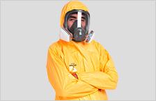 Рабочая спецодежда для защиты от кислот и щелочей