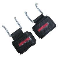 Крюкb для перекладины и тяги Harper Gym Pro Series JE-2667  черный/серебристый (пара)