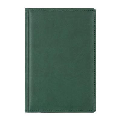 Ежедневник датированный на 2019 год Attache Сиам искусственная кожа А5 180 листов зеленый (143x210 мм)