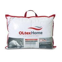 Подушка Ol-tex Богема 50х68 см искусственный лебяжий пух/тик с кантом