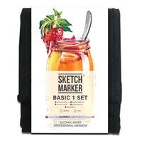 Набор маркеров Sketchmarker Basic 12 цветов