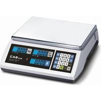 Весы торговые CAS ER-Jr-6CB 6 кг (без стойки, интерфейс RS-232)