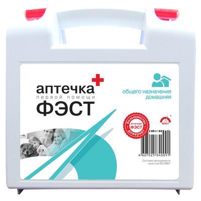 Аптечка первой помощи общего назначения АОН ФЭСТ (полистирол)