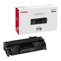Тонер-картридж Canon 719 3479B002 черный оригинальный