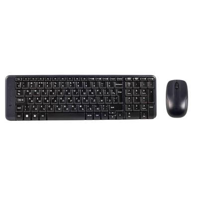 Комплект беспроводной клавиатура и мышь Logitech MK220 (920-003169)