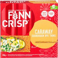 Хлебцы Finn Crisp Caraway ржаные 200 г