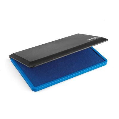 Подушка штемпельная настольная Colop Micro 3 синяя 160x90 мм