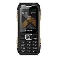 Мобильный телефон Texet TM-428D черный