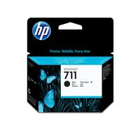 Картридж струйный HP 711 CZ133A черный повышенной емкости оригинальный
