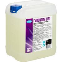 Моющее средство с дезинфицирующим эффектом Бриллиант Гипоклин СИП 5 л (концентрат)