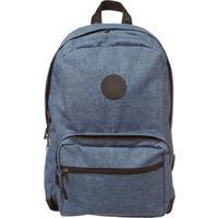 Рюкзак молодежный №1 School City голубой