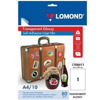 Пленка для проекторов Lomond  для струйных принтеров А4 (10 листов в упаковке, артикул производителя 1708411)