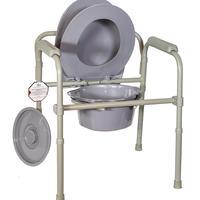 Кресло-туалет Amrus AMCB6806 стальное