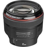 Фотообъектив Canon EF 85mm f/1.2L II USM