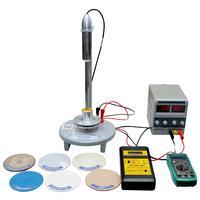 Комплект учебно-лабораторного оборудования Электрическое поле в плоском конденсаторе