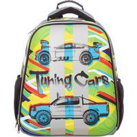 Ранец №1 School анатомический Basic Tuning Cars
