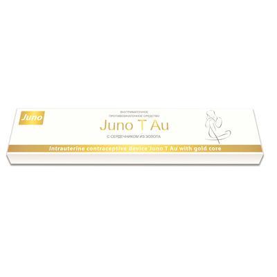 Спираль внутриматочная Juno T Au