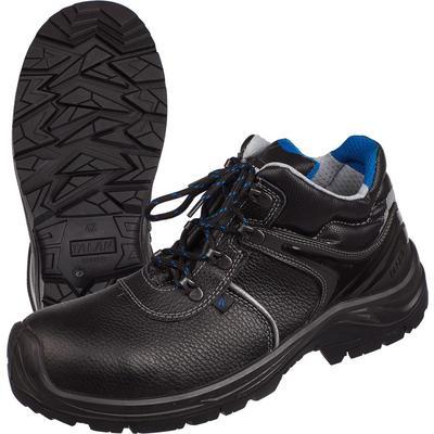 Ботинки Flagman-Нитро натуральная кожа черные размер 37