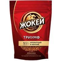 Кофе растворимый Жокей Триумф 450 г (пакет)