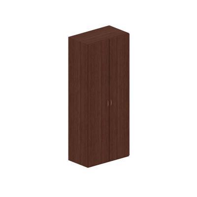 Уценка. Шкаф для одежды Форум/Статус (орех, 800x448x1945 мм). уц_меб