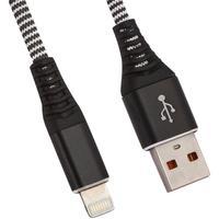 Кабель LP USB 2.0 - Lightning  1 метр  белый 0L-00038863