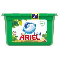 Капсулы для стирки автомат Ariel Масло ши 390 г (12 капсул в упаковке)
