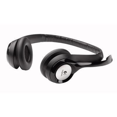 Гарнитура проводная Logitech Headset H390 (981-000406)