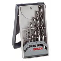 Набор сверл Bosch HSS-G по металлу 2-10 мм (7 штук, артикул производителя 2608589295)