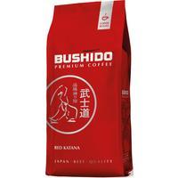 Кофе в зернах Bushido Red Katana 100% арабика 227 г