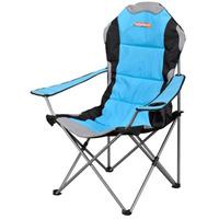 Кресло складное Greenglade М2305/2315/2325 в ассортименте (полиэстер/металл)