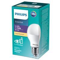 Лампа светодиодная Philips 11 Вт E27 грушевидная 3000 К теплый белый свет