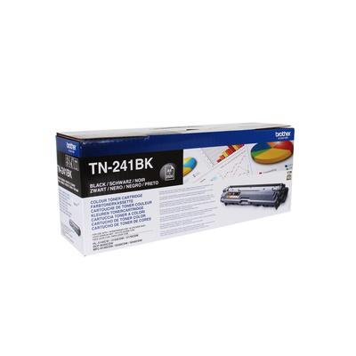 Тонер-картридж Brother TN-241BK черный оригинальный
