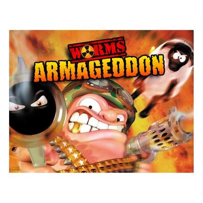 Игра на ПК Team 17 Worms Armageddon TEAM17_2869