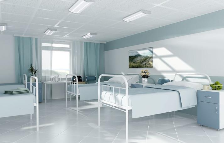 Медицинская мебель для больничной палаты
