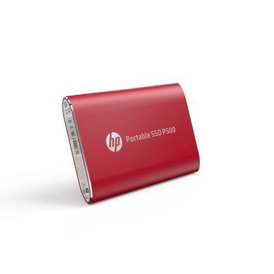 Внешний жесткий диск HP P500 500Gb (7PD53AA#ABB)