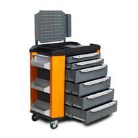 Тележка для инструмента Toollbox TBP-6, 570х1022х1434 мм