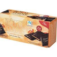 Шоколад порционный Royal Thins со вкусом соленой карамели 200 г