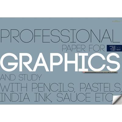 Бумага для графики Bruno Visconti А2 10 листов