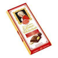 Шоколад Reber Bitter Sweet горький 72% какао с фисташковым пралине 100 г