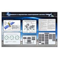 Стенд обучающий Возможности и перспективы навигационной системы ГЛОНАСС
