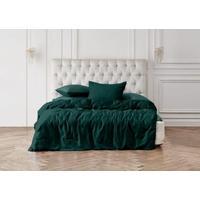 Постельное белье Унисон Emerald (2-спальное, 2 наволочки 70х70 см, сатин)