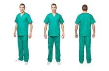 Коллекция медицинской униформы Хирург-image_3