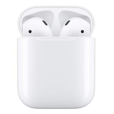 Уценка. Наушники беспроводные Apple AirPods белые (MV7N2RU/A). уц_тех